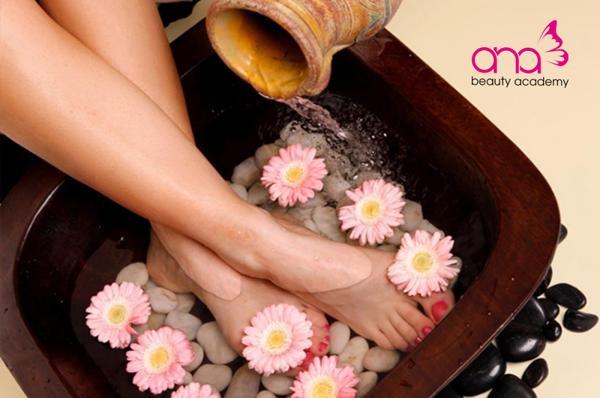 Học massage chân