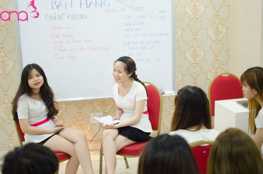 Các tiêu chí lựa chọn nơi dạy nghề spa