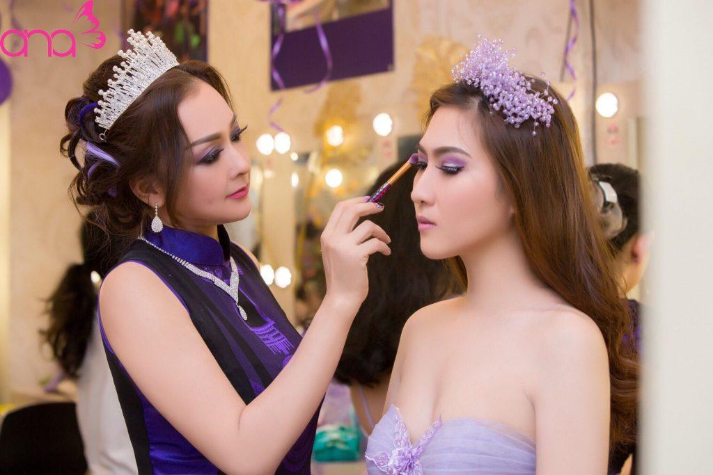 học make up ở đâu tại TP HCM, học makeup ở đâu tại TP HCM