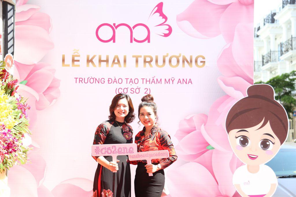 Khai trương cơ sở 2: Khẳng định uy tín và vị thế của Ana Beauty Academy hình 7
