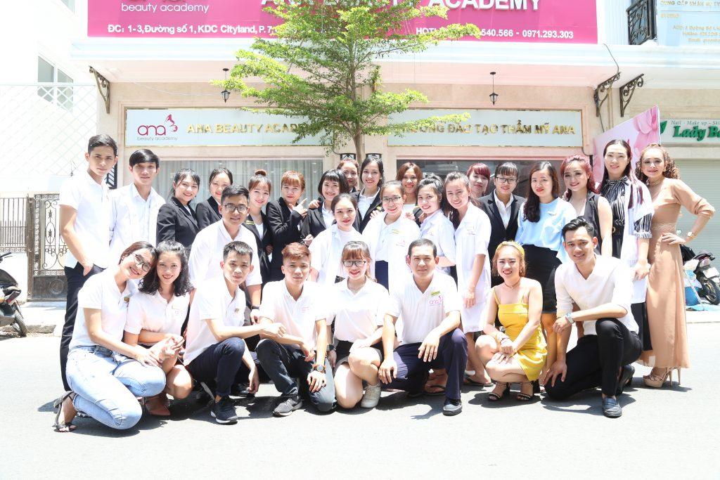 Khai trương cơ sở 2: Khẳng định uy tín và vị thế của Ana Beauty Academy hình 5