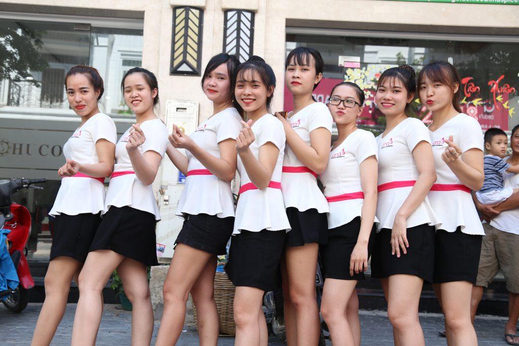 Khai trương cơ sở 2: Khẳng định uy tín và vị thế của Ana Beauty Academy hình 8