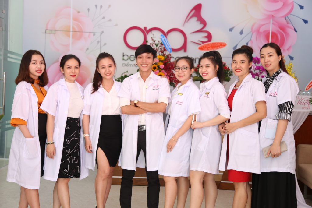 Khai trương cơ sở 2: Ana Beauty Academy