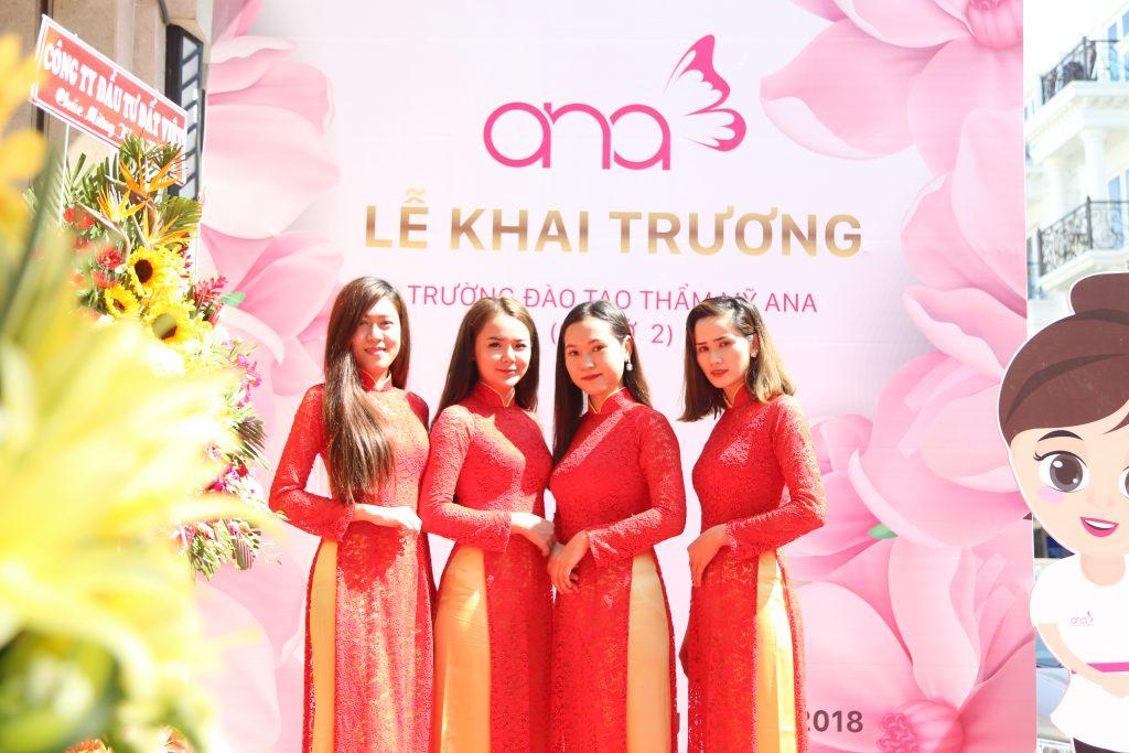 Khai trương cơ sở 2: Khẳng định uy tín và vị thế của Ana Beauty Academy hình 6