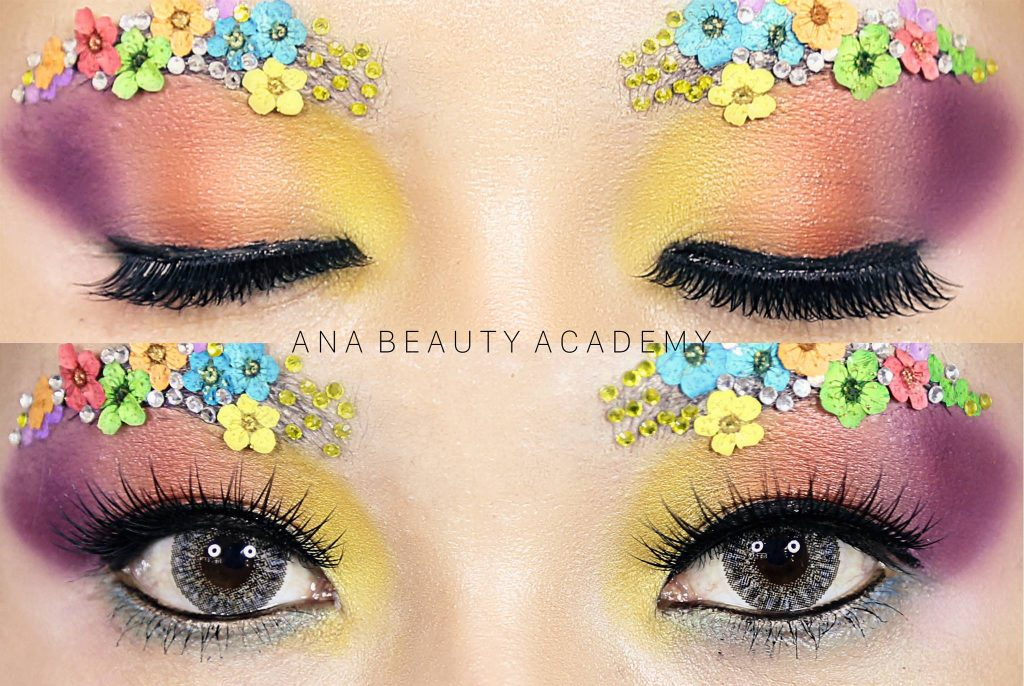 học makeup chuyên nghiệp