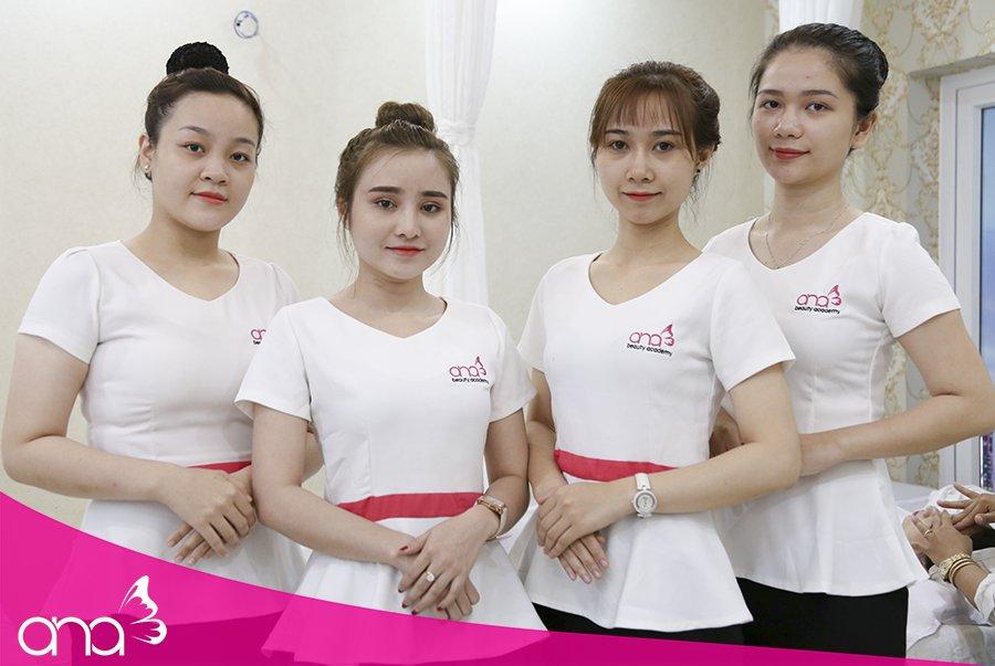 Trường đào tạo nghề spa - Nơi của những kỹ thuật viên chuyên nghiệp