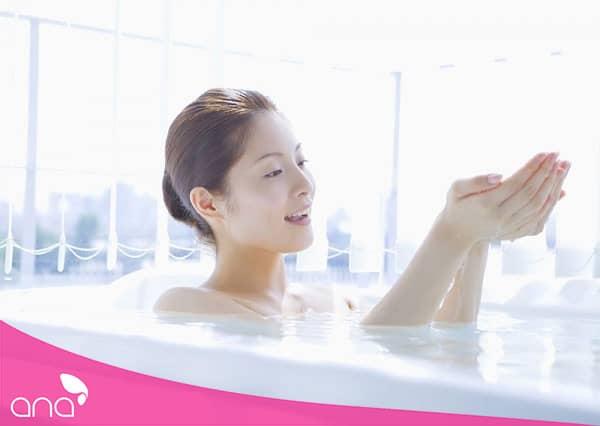 bí quyết trẻ đẹp của phụ nữ Nhật